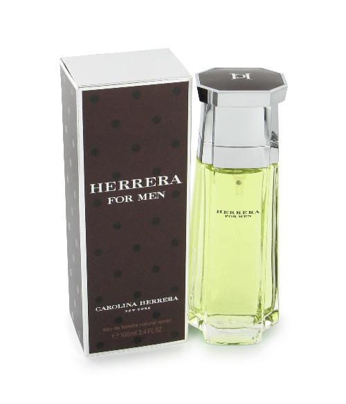 Herrera Herrera For Men By Carolina Herrera Has Fragrance Notes